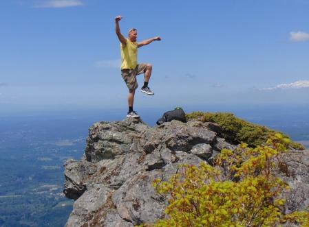 Mt. Si, Karate Kid